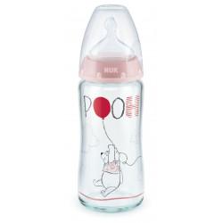 NUK 212042 Butelka szklana...