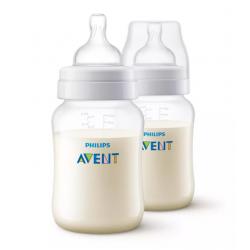 AVENT 2 butelki Anti-colic...